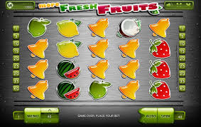 A Look At More Fresh Fruits Slot