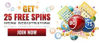 Online bingo free money
