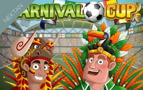 Carnival Cup Slot Mixes Fiesta and Football