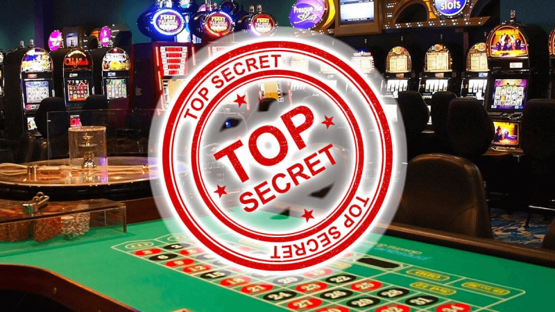 Crazy Casino Secrets Revealed