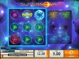 Supernova Online Slot Game by Quickspin Reviewed