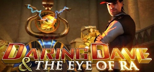 Daring Dave & The Eye of Ra Online Slot at a Glance