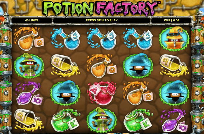 Bringing You More Details about Potion Factory Slot