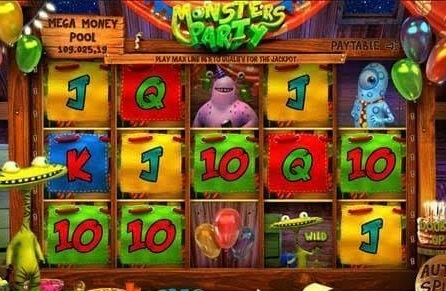 A Relevant Guide to Playing Monsters Party Online Slot
