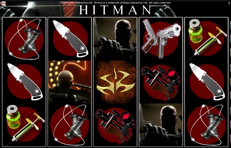 Check out Hitman Slot Details Online